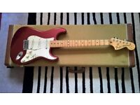 YNGWIE MALMSTEEN USA made Fender Stratocaster with Scalloped Fretboard & Original Tweed Hard Case