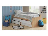 Ultimate Storage Cabin Bed Frame