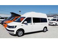 2016 66 Plate VW Transporter Long Wheel Base High Roof Four Berth Campervan Conversion
