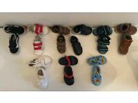 Baby Boy Shoe Bundle - 4