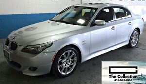 2009 BMW 535i xDrive M-Sport Pkg & Technology Pkg w/Navigation