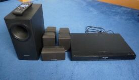 SA-PT 480 DVD Home Cinema System with CD & I Pad use