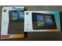 "Linx 1010B 10.1"" Tablet & Keyboard ‑ 32 GB Black"