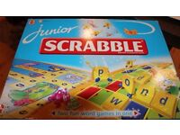 Junior Scrabble by Mattel (Age 5-10)