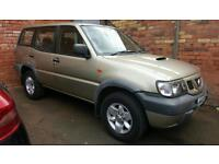 Very Clean Terrano 4*4 S TD