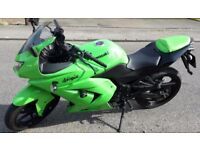 Winter Sale: Kawasaki Ninja 250R