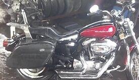 Harley XL1200c Sport Bar Hopper Hardtail Chop