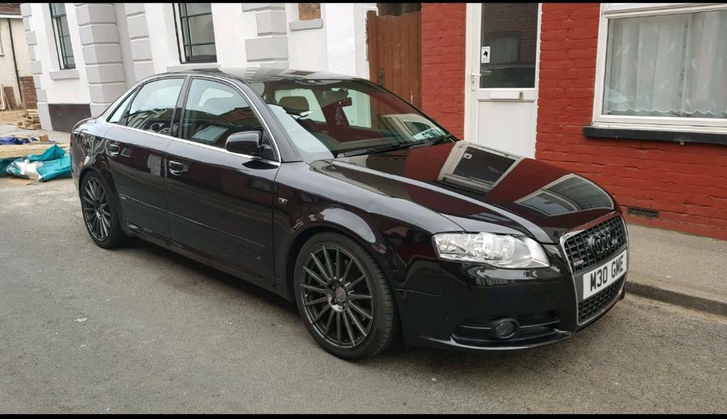 2006 Audi A4 B7 20tfsi Special Edition S Line Manual In Lowestoft