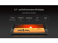 """CUBOT NOTE S 5.5"""" Mobile 3G Smartphone Android 5.1 Quad Core 2x SIM OTG,16GB+2GB"""