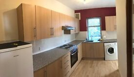 Recently refurbished 2 bedroom first floor flat available now - Millburn Avenue