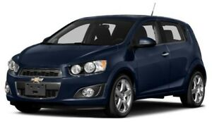2015 Chevrolet Sonic LT Auto HATCH BACK  SUNROOF  REMOTE START