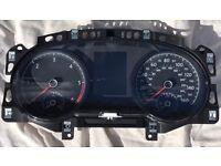 VW Golf MK7 Dash Instrument Cluster Speedo Speedometer For Sale