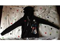 Ladies/girls lightweight hoodie size Small