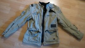 Grid Force men's motorcycle jacket, XL, rarely worn