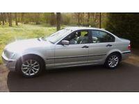 BMW 318i ES 2.0 92k fsh. Golf Astra Insignia Focus Merc Mini Ibiza Volvo Alpha Van Vectra v50