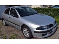 2003 Mitsubishi Carisma Elegance Automatic 5 door hatchback
