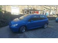 Peugeot 307 hdi 110 only 59k from new