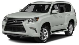 2015 Lexus GX 460 LEATHER, SUNROOF, AND FULLY INSPECTED.
