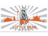 Little Bear Home Decor Artisan Markets for Local Artists