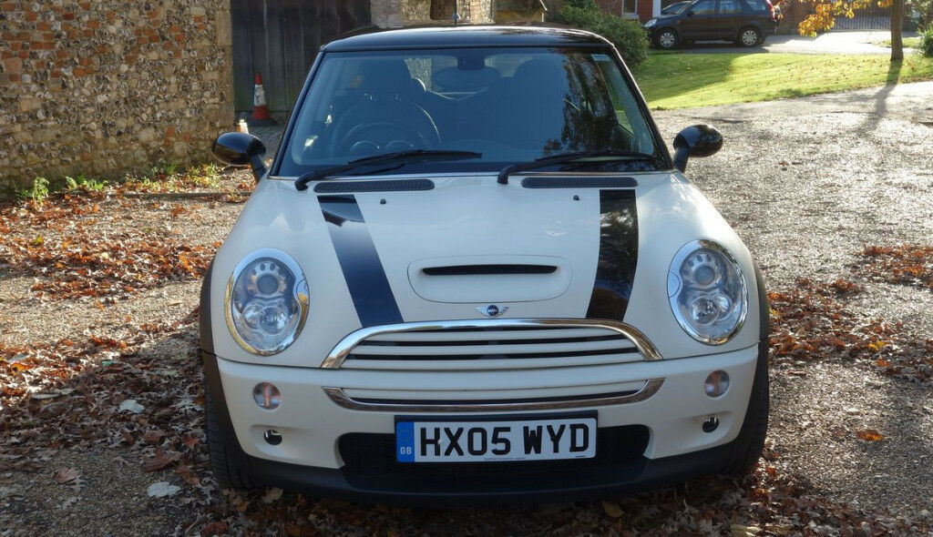 Mini Cooper S 2005 High Spec Full Service History With Warranty