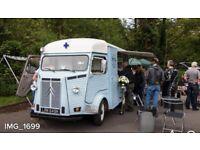 Citroen HY Van - coffee/catering business MOT & Tax exempt