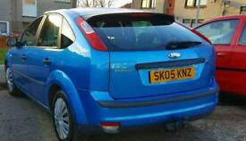 Ford Focus 2005 year for sale or swap