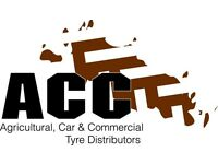 Agricultural Tyre Fitter