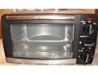 OVEN/GRILL STAINLESS STEEL