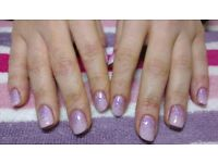 £11 Glossed Shellac Mani's - Free treatment with every booking!!!