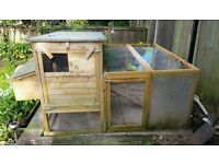 CHICKEN COOP WANTED IN NOTTINGHAM - see details