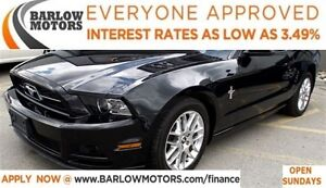 2014 Ford Mustang Premium (APPLY NOW DRIVE NOW)