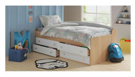 Ultimate Storage Cabin Bed Frame