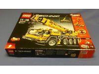 Lego Technic 11-16. 42009 Power Crane in mint condition.