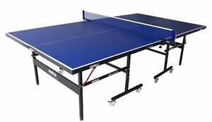 New Joola Inside Table Tennis Table with Net Set Model 11200, PICKUP ONLY - Dock Door