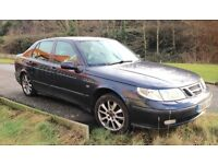 Automatic SAAB 95, leather seats, 1 year MOT, service history, great condition