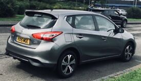 Nissan pulsar diesel 2015 model tax free( px welcome