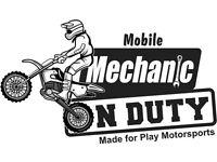 Motorcycle repairs JUST £10 p/h