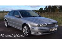 STUNNING looking BARGAIN Jaguar X Type 2.0d saloon, lovely condition throughout and long mot 2018 !!