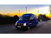 Light Haulage / Van & Driver / Courier services