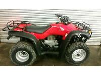 Honda trx 350 4x4 mint condition