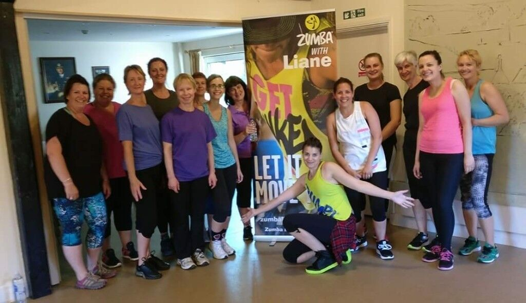 Zumba classes now on in Midhurst, West Sussex,
