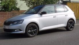 2017 Skoda Fabia 1.2TSI(110ps)SE L 6speed man S/S, under 4250miles, £20pa tax. 2 yrs+ manf warranty.