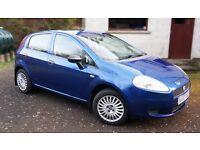 2007 Fiat GRANDE PUNTO Active - 5 door Hatchback - CD Player - PETROL - £1795 ONO.