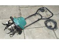 Coopers Electric Tiller, Model 6672