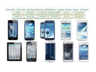September special offer samsung galaxy s3 s4 s5 ipad iphone 4 4s 5 5c 5s repair genio tech hilltown