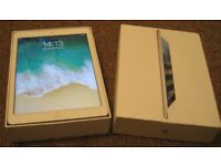 Apple iPad Air 1st Gen 16GB Wi-Fi Cellular (unlocked and works on any network)
