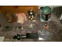 Star wars micro machines heads