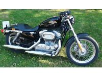 Harley Davidson XL883 Sportster Low