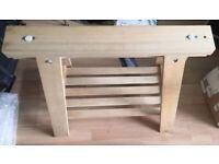 2 x Ikea Trestle (Table / Desk Legs)