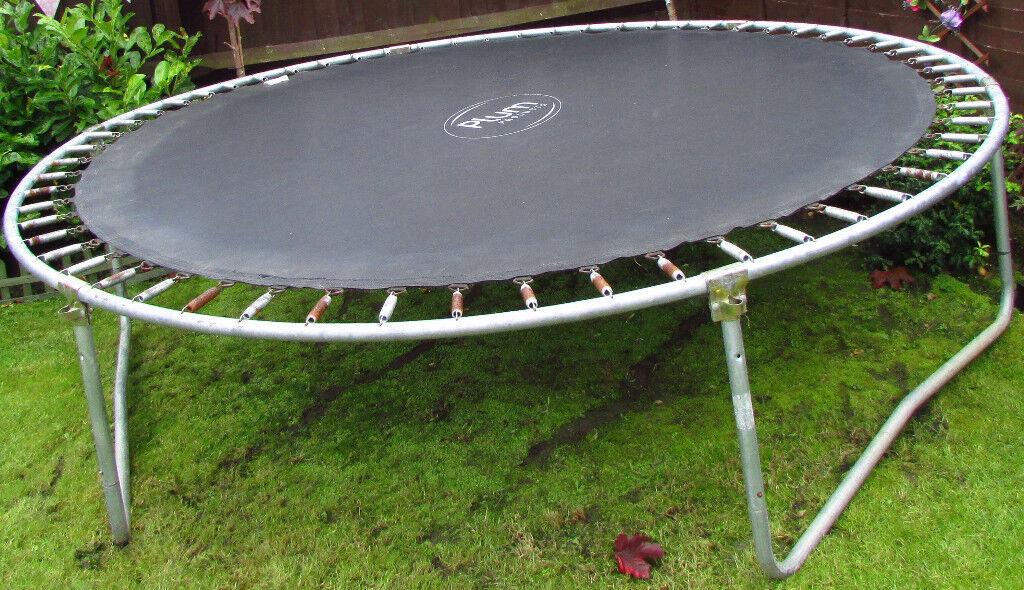 FREE Plum 10ft Trampoline